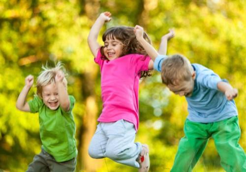 Ar galima su sloguojančiu vaiku eiti į lauką?