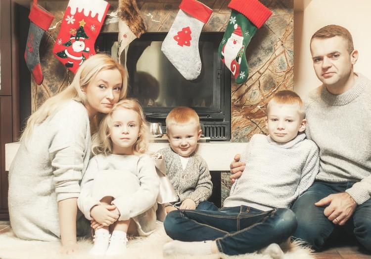 Vaikystės Kalėdos