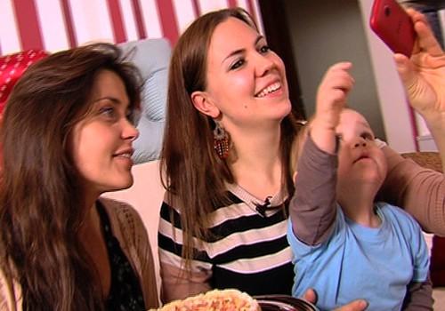 TV Mamyčių klubas 2013 11 02: siuvame slingą, kalbame taisyklingai su mažyliu, rytas su MK