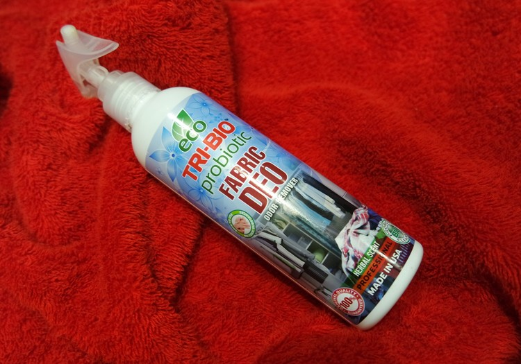 TRI-BIO švaros priemonių apžvalga. Penkta dalis - TRI-BIO bio dezodorantas