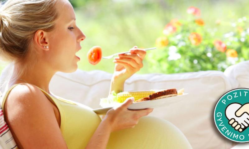 Kokia turi būti nėščiosios mityba: gydytoja atsako į jūsų klausimus