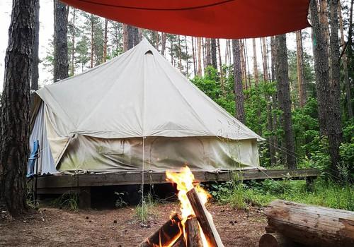 Kitoks stovyklavimas