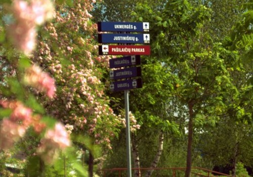 Pasivaikščiojimai po Pašilaičių parką bus malonesni