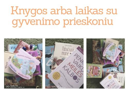 Apie knygas be knygų mugės