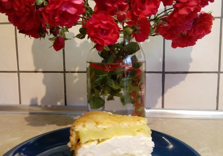 Skaniausias gimtadienio varškės pyragas
