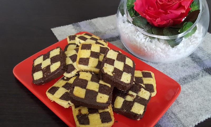 Šachmatiniai sausainukai