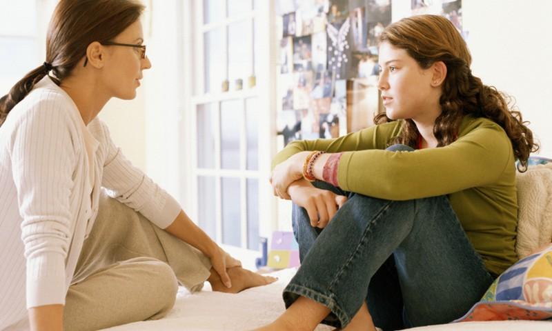 Kai nebesusikalbi su savo vaiku - gal metas pas psichologą?