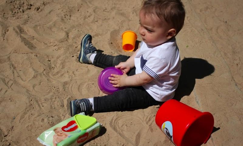 DISKUSIJA: Kiek žaislų imti einant į lauką?