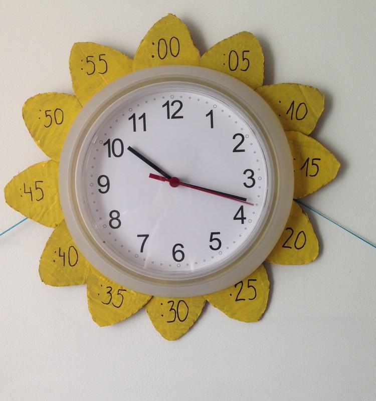 Laikrodžio pažinimas