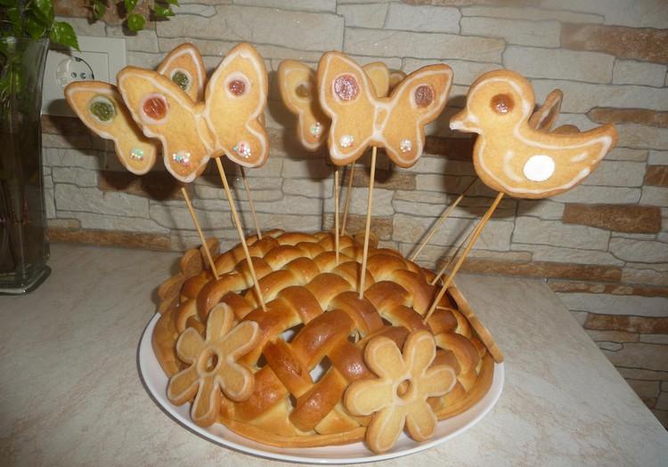 Kaip aš ruošiau Velykų stalą