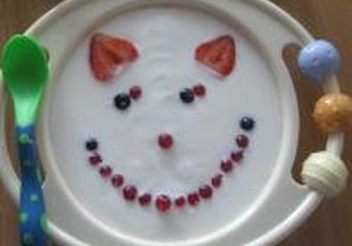 Linksmas naminis jogurtas