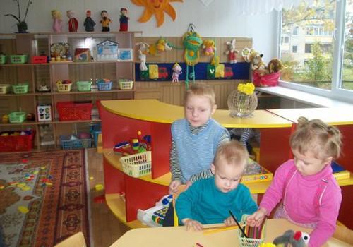 Augiuko nuotykiai ir džiaugsmai darželyje