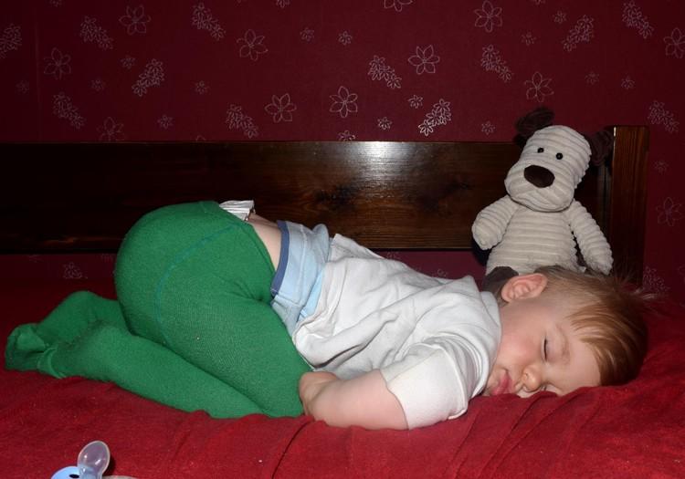 Laikas su metinuku: kuriame miego įpročius