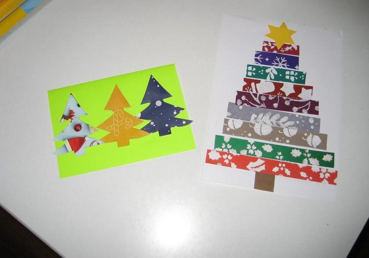 Gaminame Kalėdų atvirutes