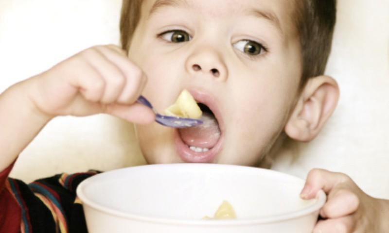 Vaikai valgo teisingai - mokykimės iš jų