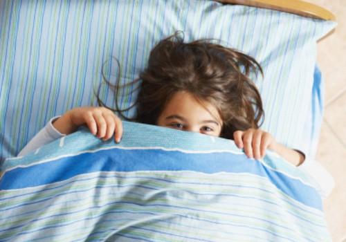 Vėl šlapia lovytė? Tai galima paveldėti ir iš tėvų