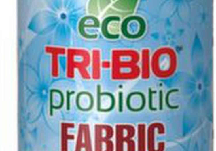 Testuoju audinių bio dezodorantą TRI BIO