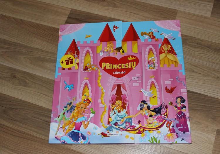 """""""Princesių rūmai"""" - pasakos apie princeses mažoms princesėms"""