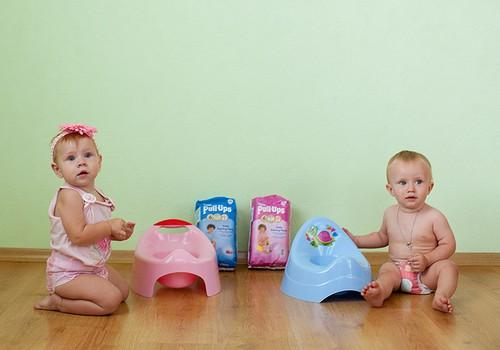 Ar mano vaikas pasiruošęs naudotis puoduku?
