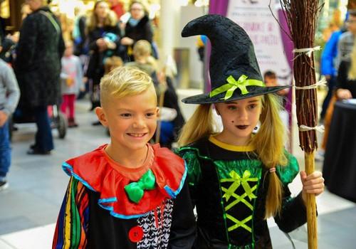 FOTO: Kaune didžiausias Lietuvoje vaikų Helovino kostiumų konkursas