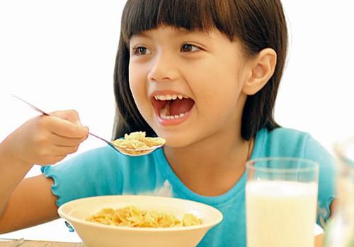 Ką pusryčiauja jūsų vaikas?