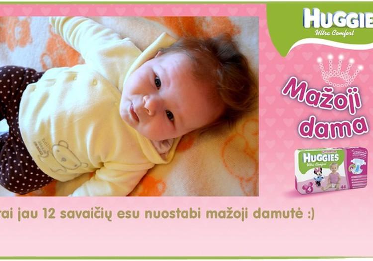 FOTOalbumas (nuolat pildomas): Mamyčių klubo Mažosios damutės