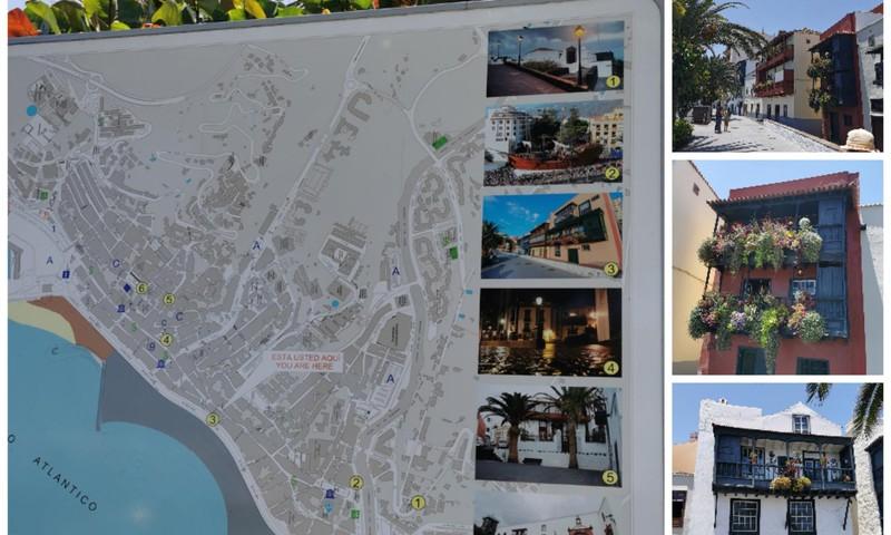 Vasaros gidas: La Palma salos sostinės senamiestis