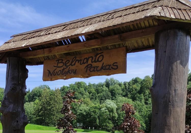 Karstynės medžiuose Belmonte