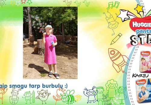 Burbuliadienis :)