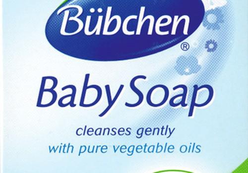 Bubchen muilas - geriausias tavo mažylio odai