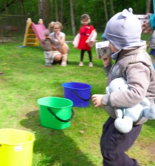 VIDEO: Kaip smagiai rūšiuoti atliekas su vaikais?