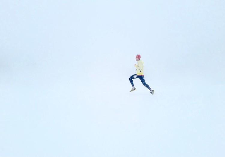 Sportas žiemą: misija įmanoma