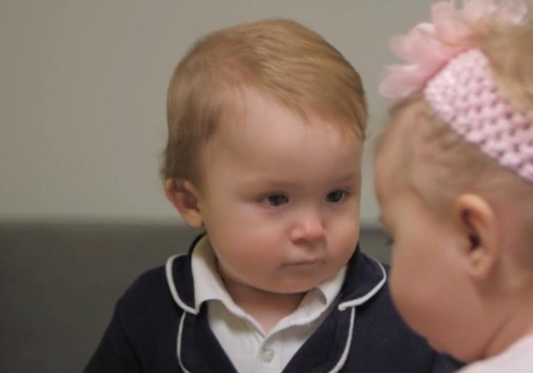 VIDEO: Vaiko vystymasis dvyliktą gyvenimo mėnesį
