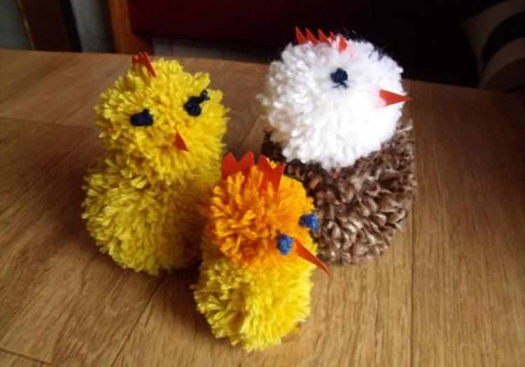 Velykiniai viščiukai