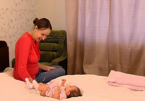 TV Mamyčių klubas 2014 01 25: 8-oji kūdikio savaitė, kaip panaudoti placentą ir Šeimadienio įdomybės