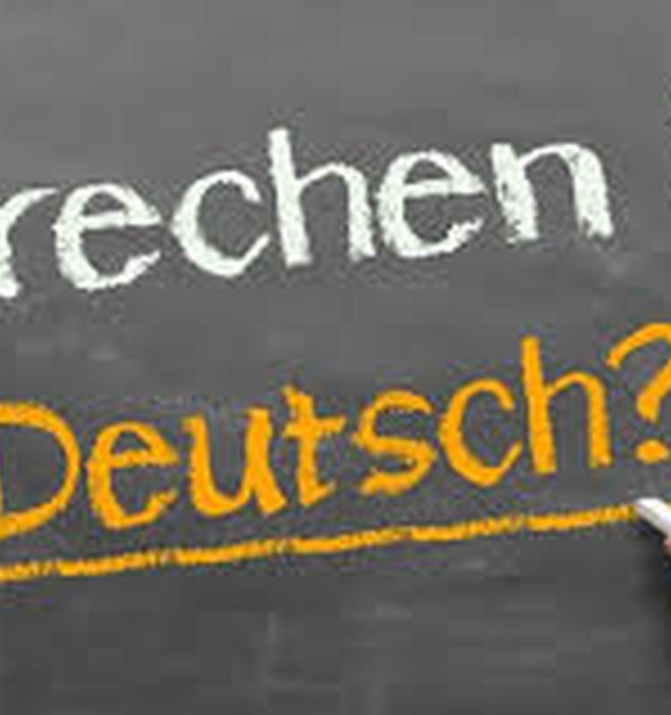 Gyvenimas Vokietijoje: vokiečių kalba