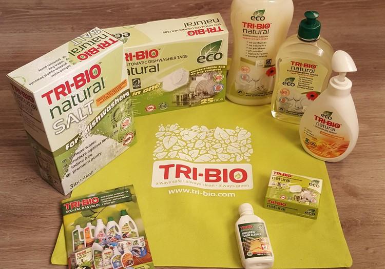 TRI-BIO - švaresnei ir saugesnei šeimos aplinkai