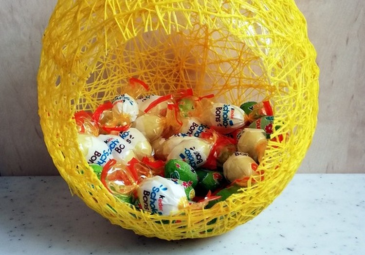 Kiaušinis - saldaininė