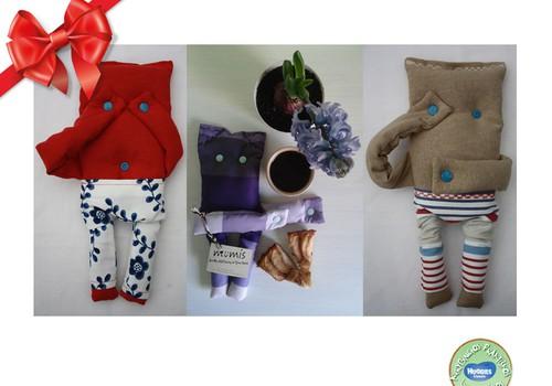 Huggies® šventinių dovanų katalogas: Mielas, drovus Mumis