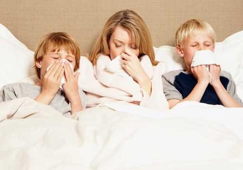 Sergamumas gripu ir peršalimo ligomis peržengė epidemijos slenkstį