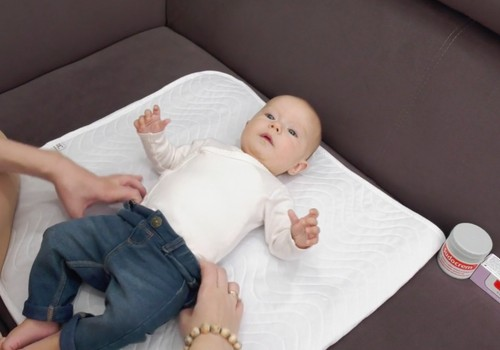 VIDEO: Kaip apsaugoti jautrią kūdikio odą - oro vonios ir kiti būdai