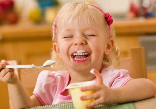 Vaikui būtina išmokti pajusti alkį