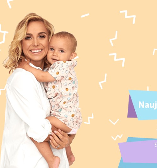 """Naujas TV laidos """"Mamyčių klubas"""" sezonas startuoja rugsėjo 10 d."""
