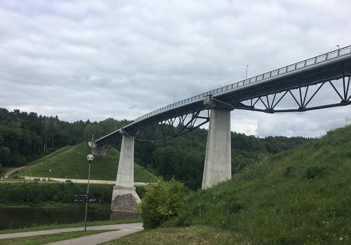 Vasaros tiltas: Baltosios Rožės tiltas