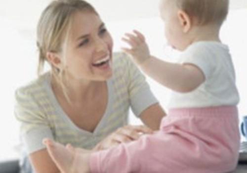 Kalbos vystymasis iki dvejų metukų
