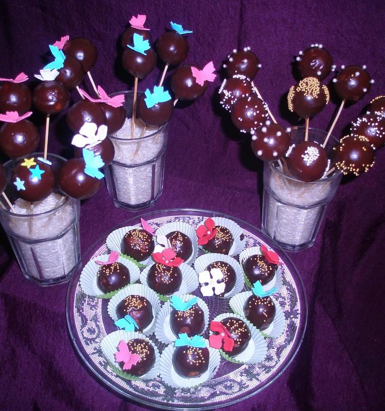 Popsiukai arba sausainių čiulpinukai:-)