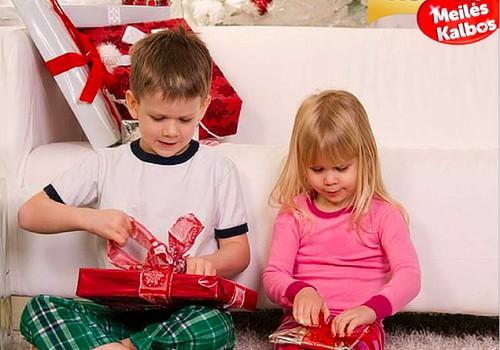 MEILĖS KALBOS: kokias dovanas dovanojame artimiesiems?