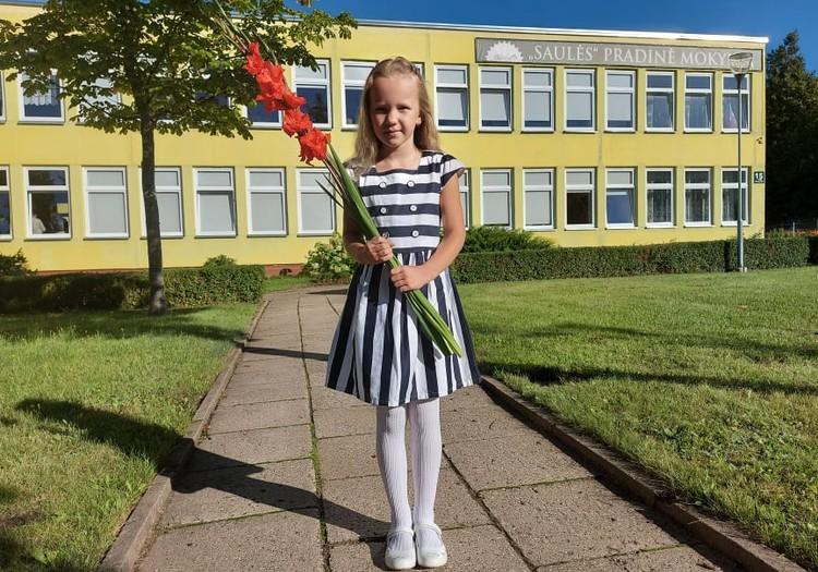 Augustės Didžioji diena mokykloje