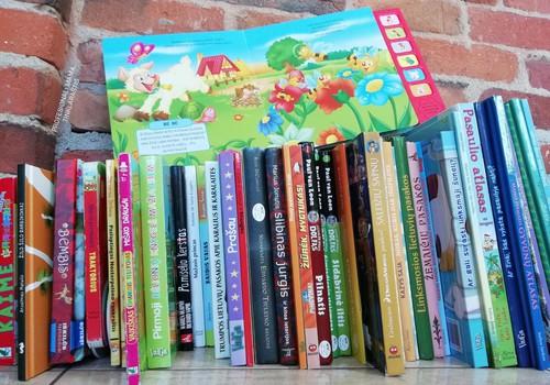 Tarptautinė vaikų knygos diena
