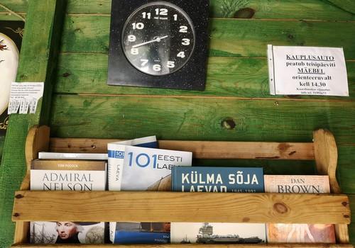 VASAROS GIDAS. Saremos stotelės-kultūros mini centras